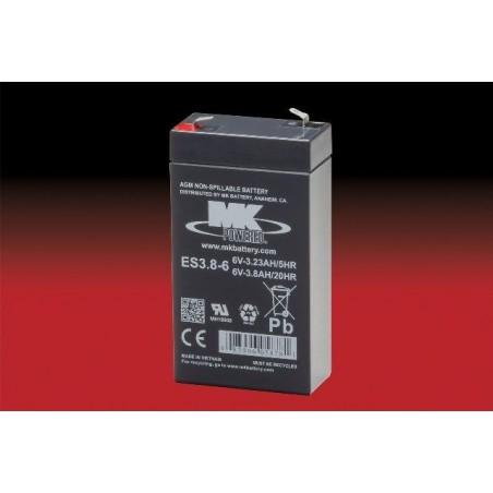 Batería Mk MK ES3.8-6