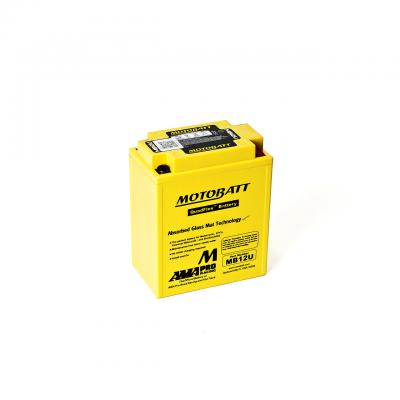 Batería Motobatt YB12AA,YB12ALA,YB12ALA2,YB12AB,YB12CA MOTOBATT MB12U