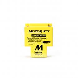 Batería Motobatt MOTOBATT MB16A-2