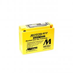 Batería Motobatt YB16ALA2 MOTOBATT MB16AU