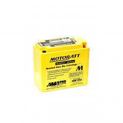 Batería Motobatt MOTOBATT MB18U