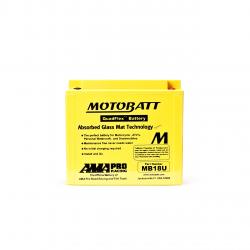 Batería Motobatt MOTOBATT MB18U-2