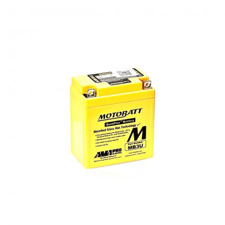 Batería Motobatt MOTOBATT MB3U