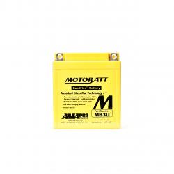 Batería Motobatt MOTOBATT MB3U-2