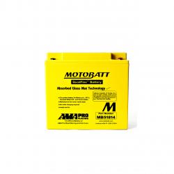 Batería Motobatt 51814-51913 MOTOBATT MB51814-2