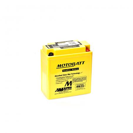 Batería Motobatt YB5LB,12N5-3B MOTOBATT MB5U