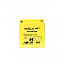 Batería Motobatt YB5LB,12N5-3B MOTOBATT MB5U-2