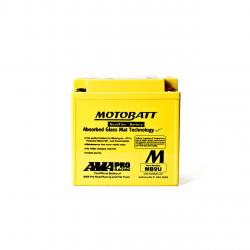 Batería Motobatt 12N7-3B,12N7-4A,YB7A,YB7LB,YB9LA2,YB9B,YB9LB2,12N9-3B MOTOBATT MB9U-2