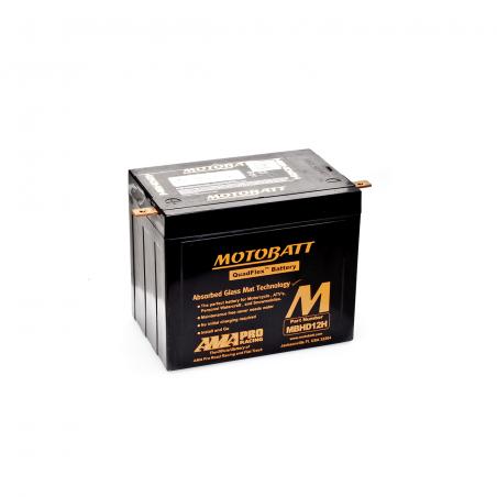 Batería Motobatt YHD12H MOTOBATT MBHD12H