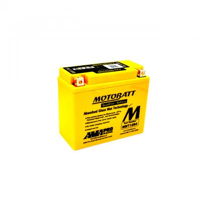 Batería Motobatt YT12BBS-YT12B4 MOTOBATT MBT12B4