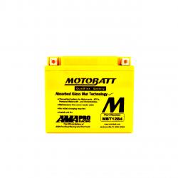 Batería Motobatt YT12BBS-YT12B4 MOTOBATT MBT12B4-2