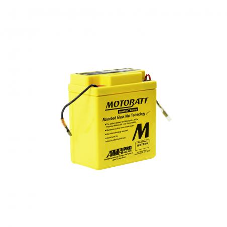 Batería Motobatt MOTOBATT MBT6N6