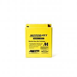 Batería Motobatt YTX14AHBS,YTX14AHLBS,YB14LA2,YB14LB2,YB14B2,YB14AA2 MOTOBATT MBTX14AU-2