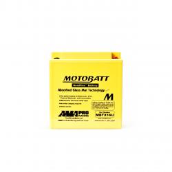 Batería Motobatt YTX16BS-YTX20CHBS MOTOBATT MBTX16U-2
