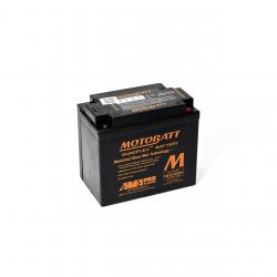 Batería Motobatt YTX20BS,YTX20LBS,YTX20HBS,YB16B,YB16LB,YB16CLB MOTOBATT MBTX20UHD