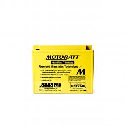 Batería Motobatt Y50N18LA-Y50N18AA-YTX24HLBS- MOTOBATT MBTX24U-2