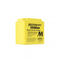 Batería Motobatt Y60N24LA,Y60N24ALB,YIX30L,YB30LB,YB30CLB,Y60N30LA-53030 MOTOBATT MBTX30U