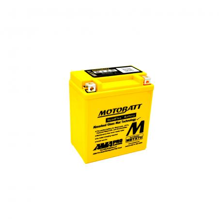 Batería Motobatt YTX7LBS-YTZ8V MOTOBATT MBTX7U