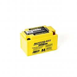 Batería Motobatt YTX7ABS-YTZ10S MOTOBATT MBTZ10S