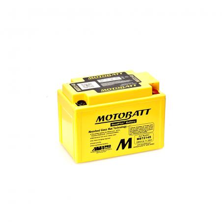 Batería Motobatt YTZ14S-YTZ12S MOTOBATT MBTZ14S