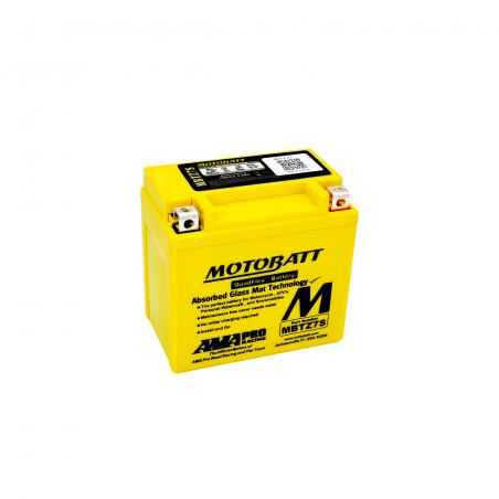 Batería Motobatt YTX5LBS-YTZ6S-YTZ7S MOTOBATT MBTZ7S