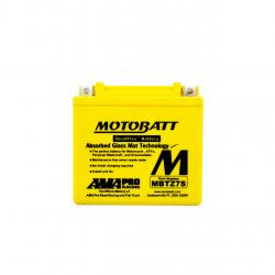 Batería Motobatt YTX5LBS-YTZ6S-YTZ7S MOTOBATT MBTZ7S-2