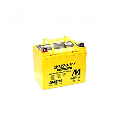 Batería Motobatt MOTOBATT MBU1-35