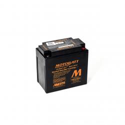 Batería Motobatt YTX14BS,YTX14LBS,YTX14HBS-GYZ16H MOTOBATT MBYZ16HD