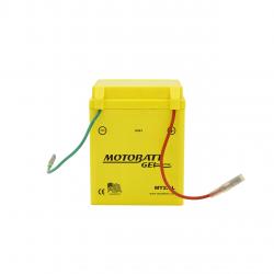Batería Motobatt MOTOBATT MT2.5L