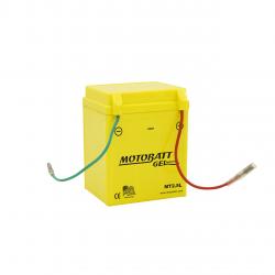 Batería Motobatt MOTOBATT MT2.5L-2