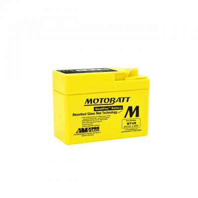 Batería Motobatt YTR4ABS MOTOBATT MT4R