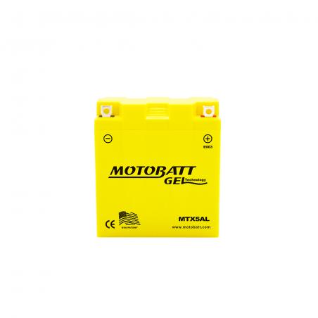Batería Motobatt MOTOBATT MTX5AL