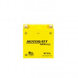 Bateria Motobatt MOTOBATT MTX5L