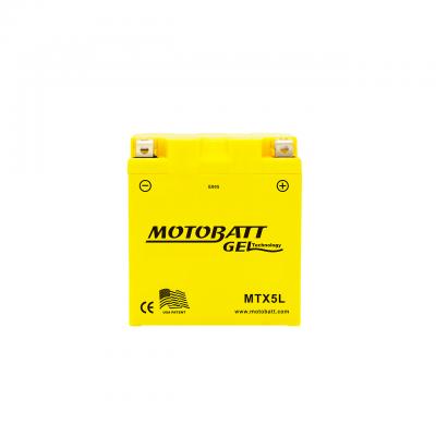 Batería Motobatt MOTOBATT MTX5L