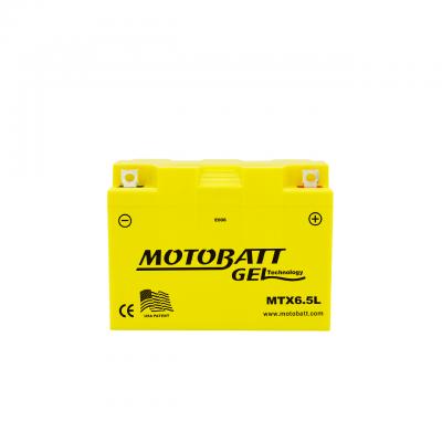 Batería Motobatt MOTOBATT MTX6.5L