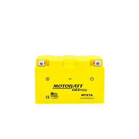 Batería Motobatt YTX7ABS MOTOBATT MTX7A
