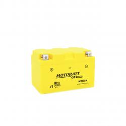 Batería Motobatt YTX7ABS MOTOBATT MTX7A-2