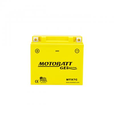 Batería Motobatt MOTOBATT MTX7C