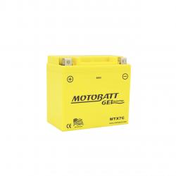 Batería Motobatt MOTOBATT MTX7C-2
