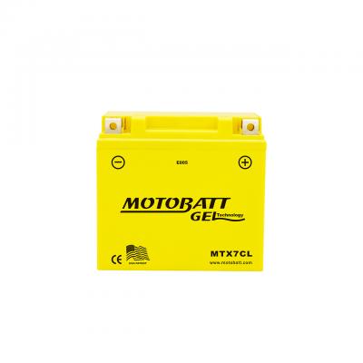 Batería Motobatt MOTOBATT MTX7CL