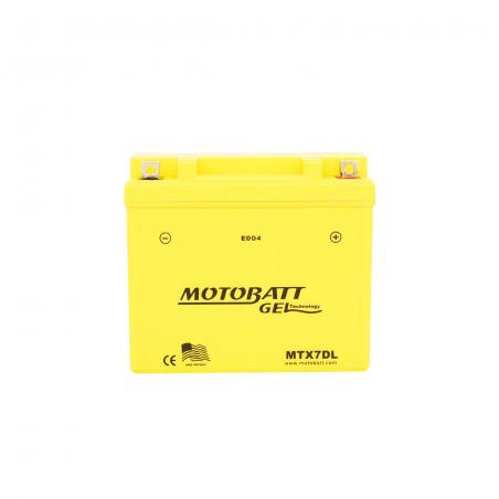 Batería Motobatt MOTOBATT MTX7DL