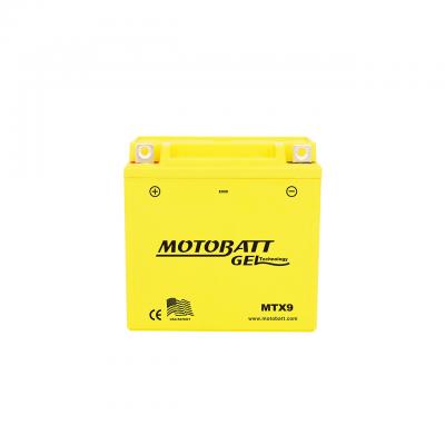 Batería Motobatt MOTOBATT MTX9