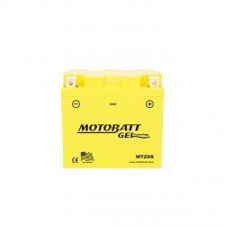 Batería Motobatt YTX5LBS-YTZ7S MOTOBATT MTZ6S
