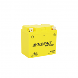 Batería Motobatt YTX5LBS-YTZ7S MOTOBATT MTZ6S-2