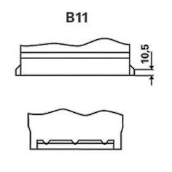 Batería Optima OPTIMA RTF-4.2-3