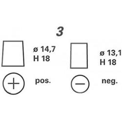 Batería Optima OPTIMA YTR-2.7J-3