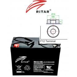 Batería Ritar RITAR RA12-100S
