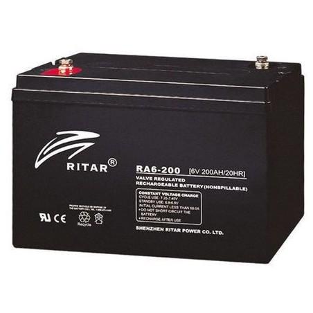 Batería Ritar RITAR RA6-200