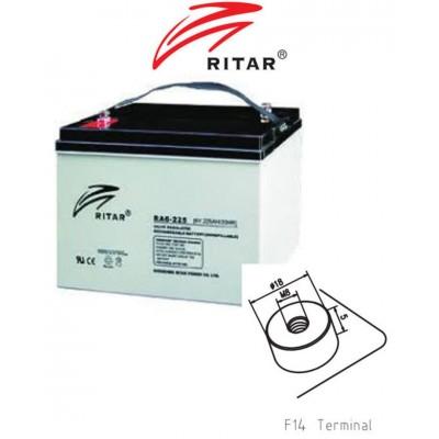 Batería Ritar RITAR RA6-225