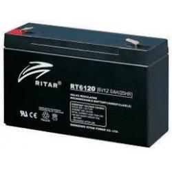 Batería Ritar RITAR RT6120